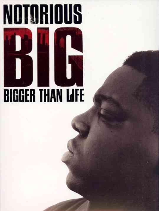 BIGGER THAN LIFE BY NOTORIOUS B.I.G. (DVD)