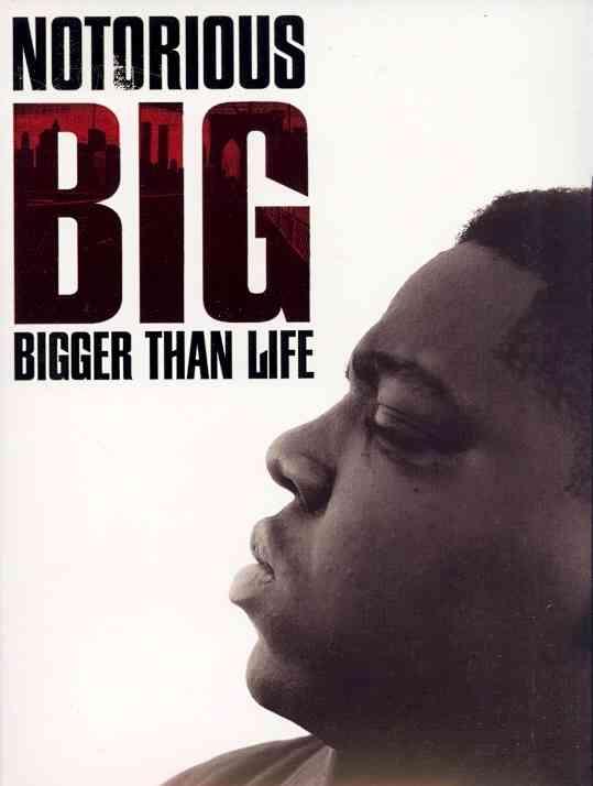 BIGGER THAN LIFE BY NOTORIOUS B.I.G. (DVD)