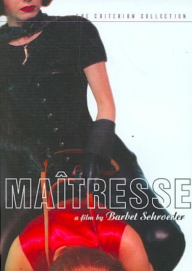MAITRESSE BY SCHROEDER,BARBET (DVD)