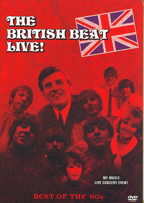 BRITISH BEAT LIVE (DVD)
